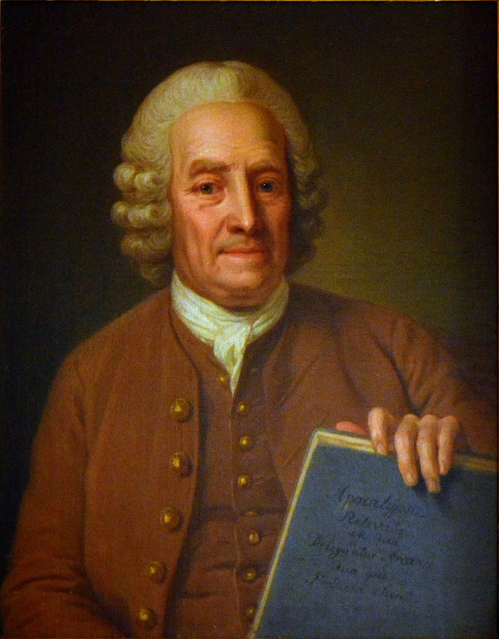 Swedenborg Portrait