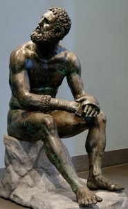 Boxer of Quirinal
