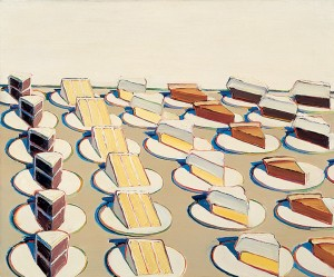 Pie Counter (1963), Wayne Thiebaud