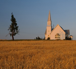 Country Church cropped