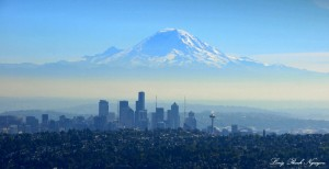 Mount Ranier photo