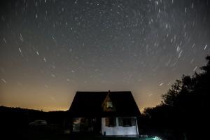 Starlit home