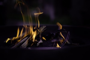 fire - Poetry Friday