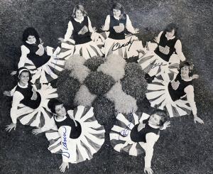 Beth Scupham Flickr Cheerleaders