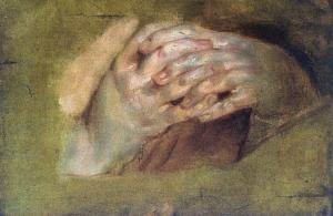 10 17 17 Rubens_Praying_Hands