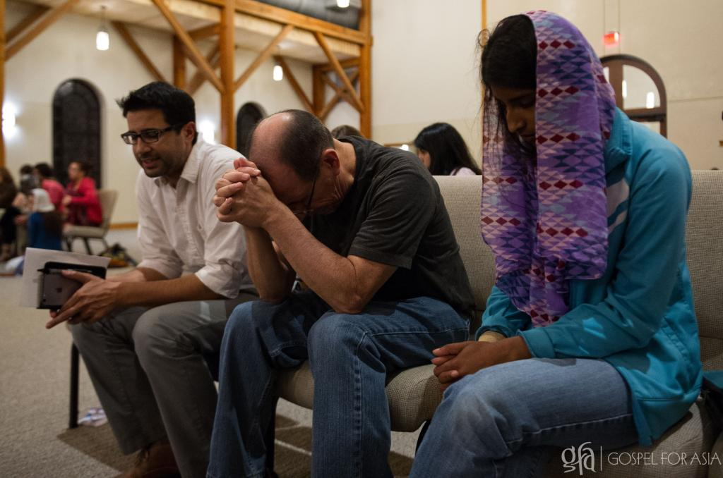 School of Discipleship in Wills Point, TX Emphasizes Holy Habits - KP Yohannan - Gospel for Asia