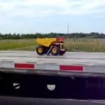 The Little Yellow Dump Truck