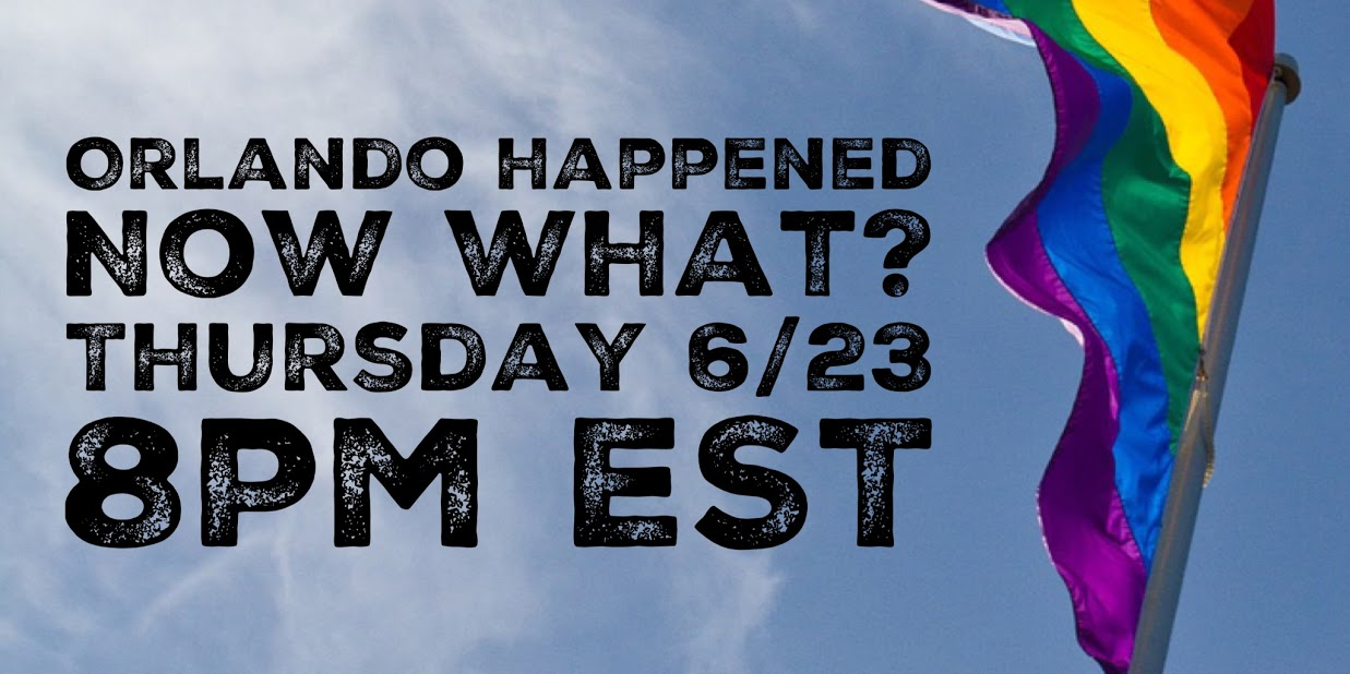 Orlando happened...now what?