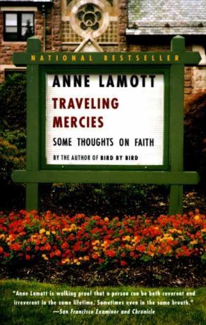 Traveling Mercies, by Anne Lamott