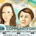 Humanist Community Day Speaker #3: Sasha Sagan on the Solstice