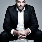 Psychologist and former NBA player John Amaechi receives the 2015 Harvard Humanist of the Year award at the Humanist Hub, at 1:30pm on December 7.