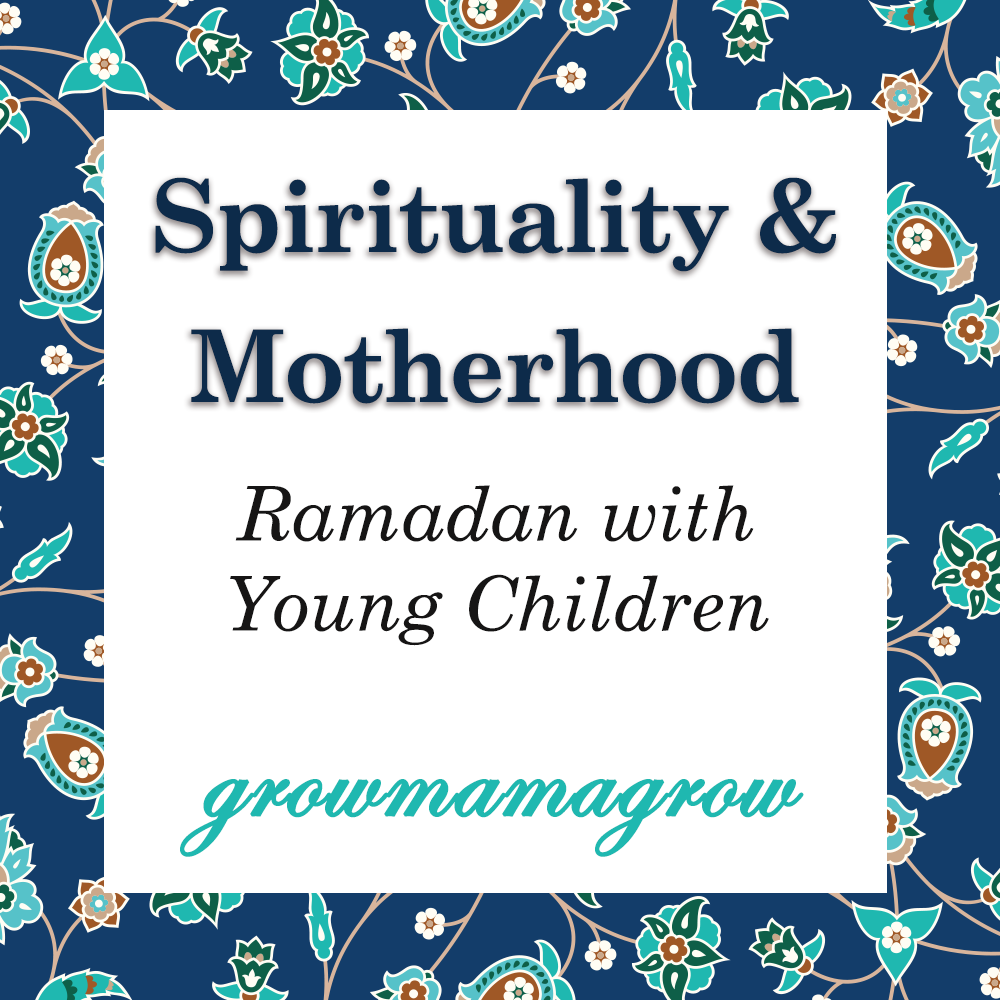 "Ramadan ""Spiritual High"" With Children: Is it Possible?"