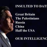 Who Mitt Romney has insulted