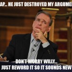 A proposal for all future debates with William Lane Craig