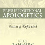 Discussion topic: presuppositionalism
