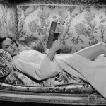 Barbara Stanwyck Reads: It's Like Looking in a Mirror