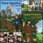 Graphic Novels on the Saints from Pauline Books & Media