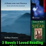3 Novels I Enjoyed This Summer – Unwind, The Spear, Hero for the People