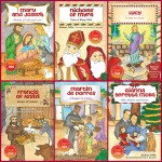 Saints of Christmas Set from Liguori