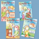 """Sophie Wonders"" Children's Books about the Sacraments"