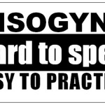 Does Misogyny Lead to Unhealthy Sexuality?