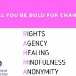 Will you #BeBoldforChange?