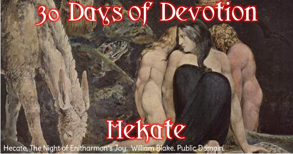 30 Days of Hekate: 23 - Changes to Relationship with Hekate