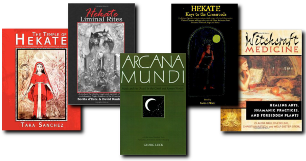 30 Days of Hekate: 30 - Resources on Hekate