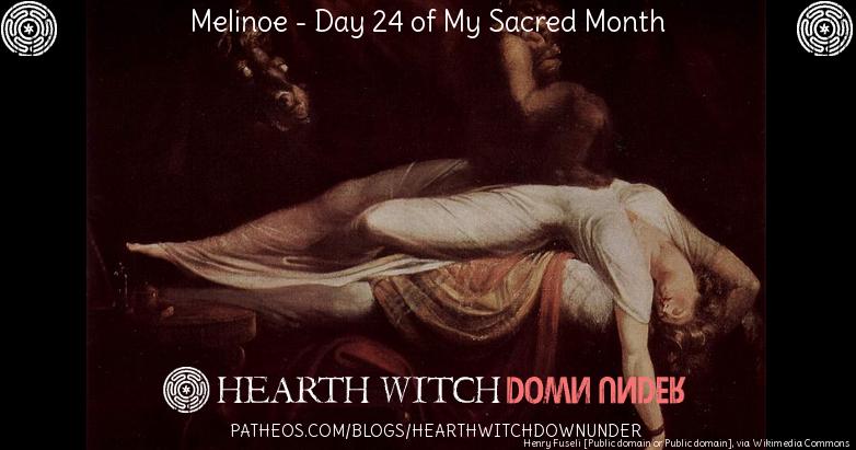 Ritual and hymn to Melinoe.