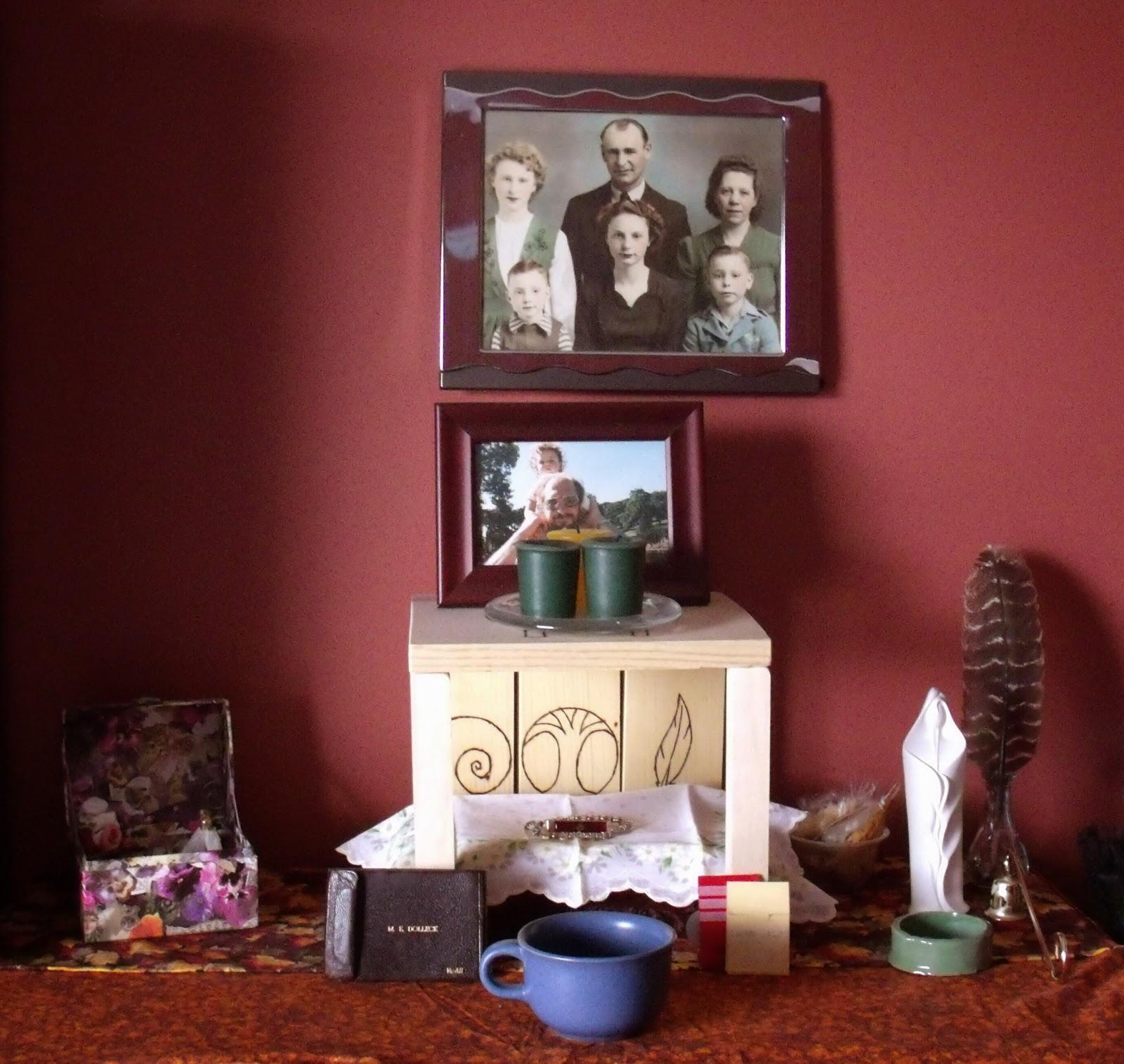 Tea Time with my Ancestors