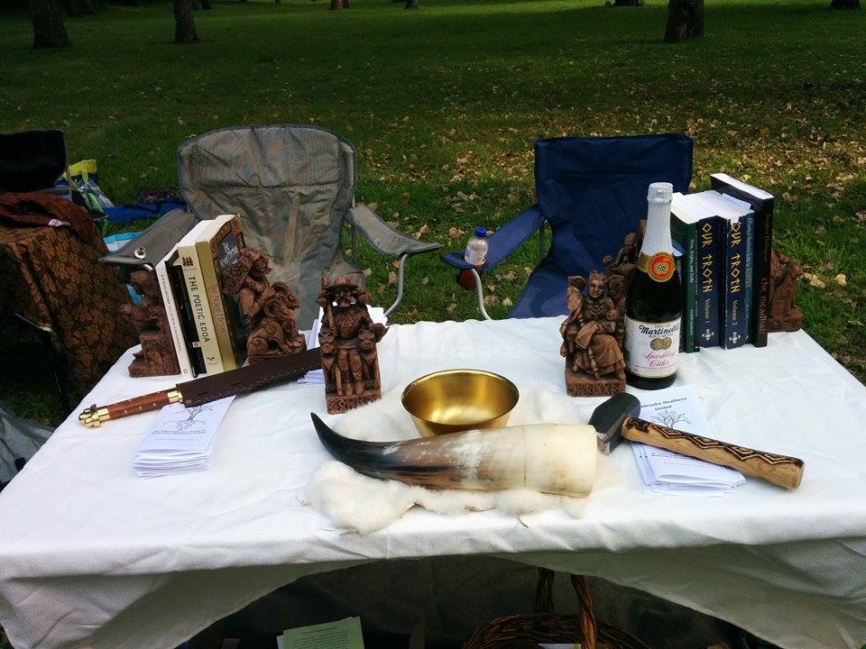 Giving Heathens a Voice at Pagan Pride Day Omaha