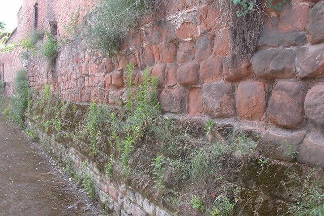 Building Walls and Walking Boundaries