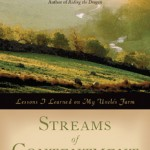 Streams of contentment and lessons learned from animals