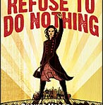 refuse to do nothing cover