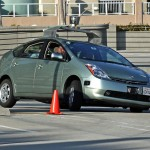 The Google driverless car is just one of the self-driving cars predicted to become the automotive norm.