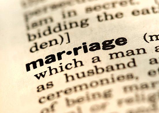 minimum marriage bible