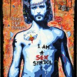 Copyright Ardogal(Contemporary Pop, Street Art & Graffiti Artist and French Painter Jean Sébastien Godfrin)