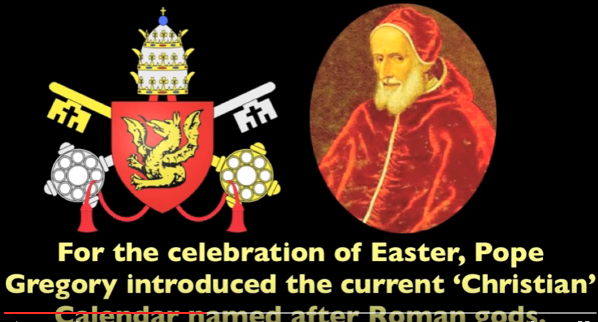 Is Easter A Revised Version Of Baal And Ashtaroth Worship Video