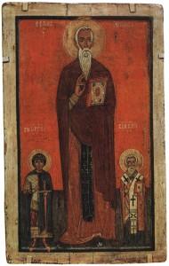 St John Climacus by Novogrod school [Public domain], via Wikimedia Commons