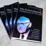 I Have Published A Book: The Eschatological Judgment of Christ