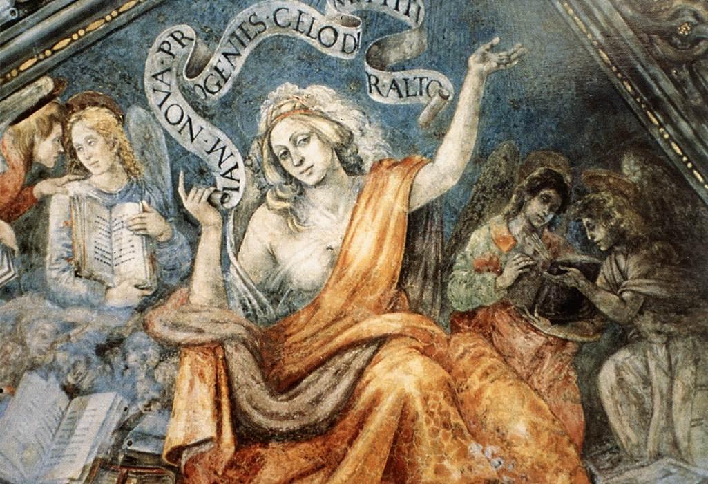 Miriam, Sibyl of God