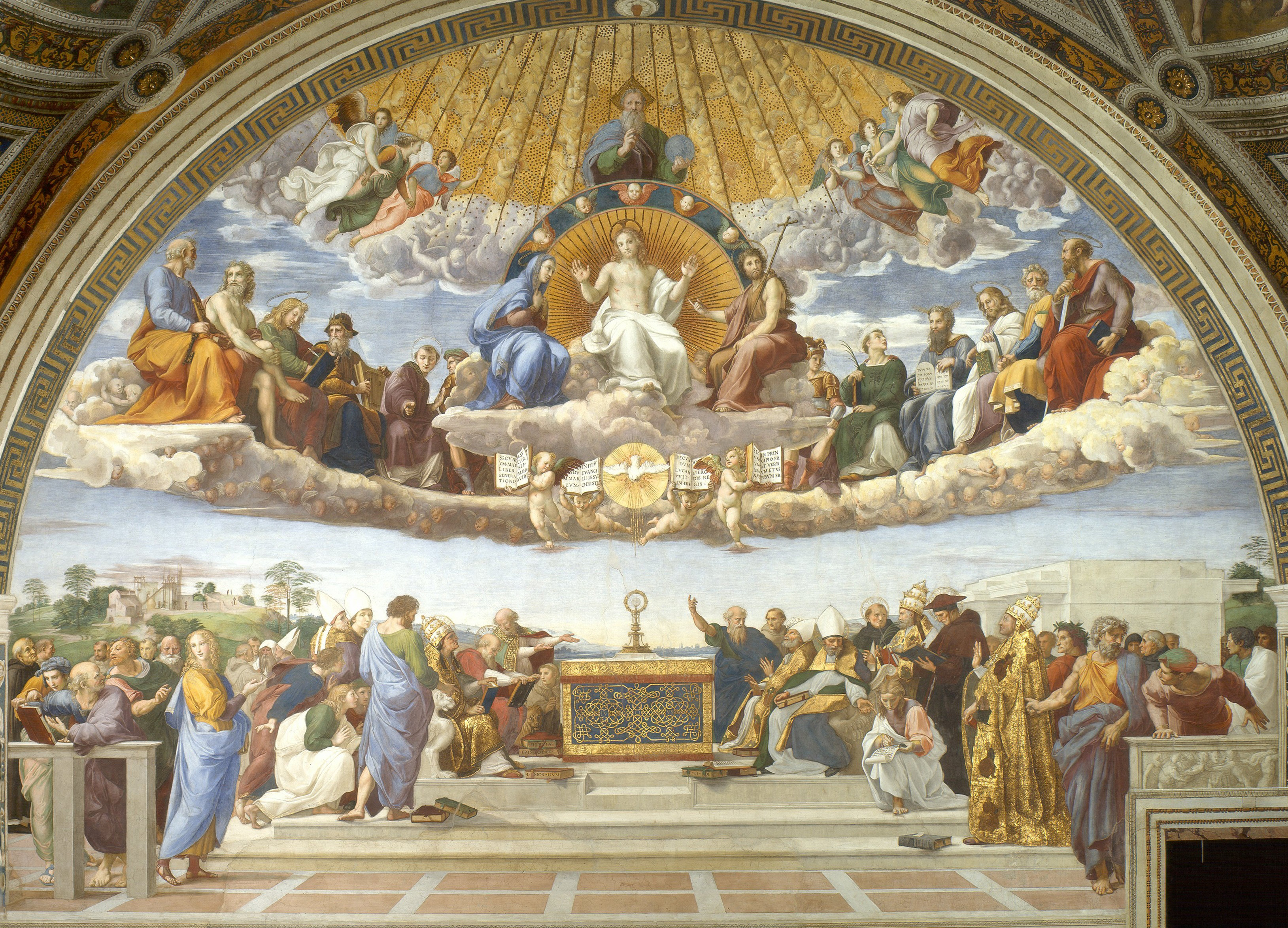 On The Eucharist: Conclusion