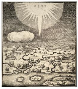 Wenceslas_Hollar_-_Creation_of_the_earth_(State_1)
