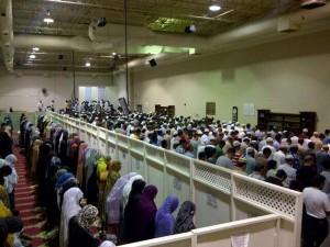 Remosquing in Ramadan
