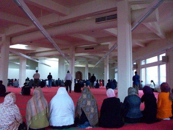 A Mosque The Prophet Would Recognize