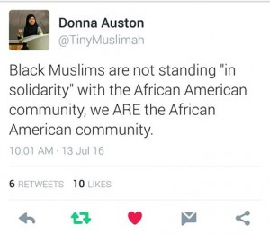 14 Muslims to Follow on #BlackLivesMatter