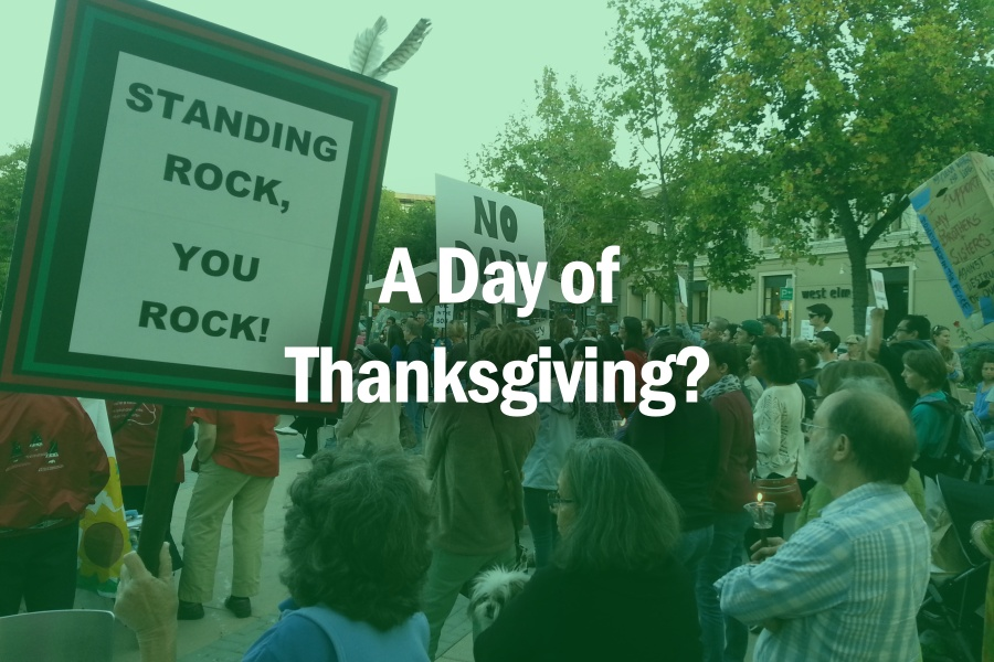 A Day of Thanksgiving?