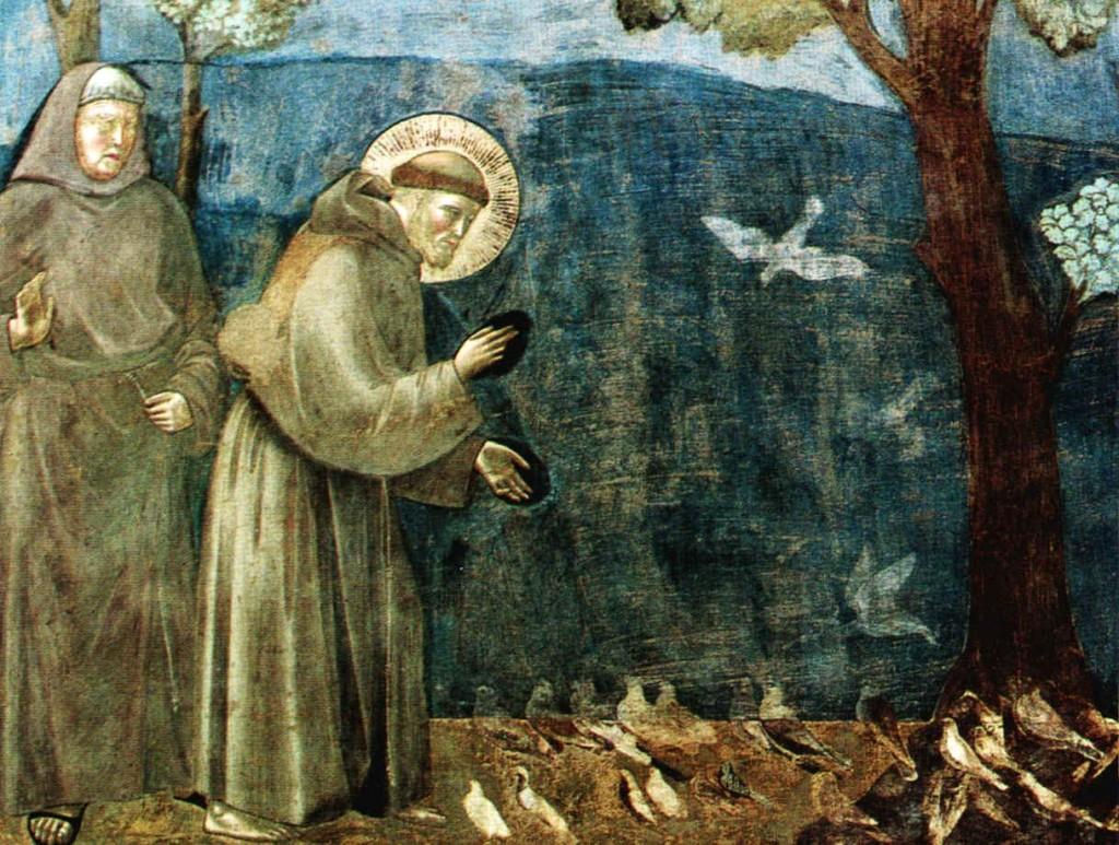 Letters To Saint Francis