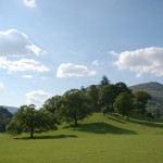 Near Rydal Mount in the Lake District