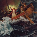 Peace Be Still: Jesus Is in the Boat With Us [Audio]